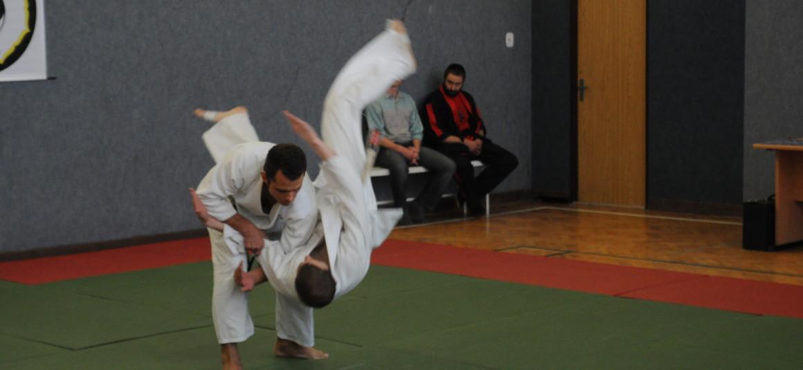 Seminář Ju jitsu v Olomouci