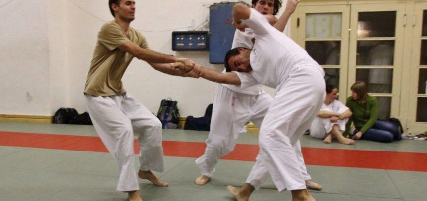 Zkoušky 6. kyu – únor 2015