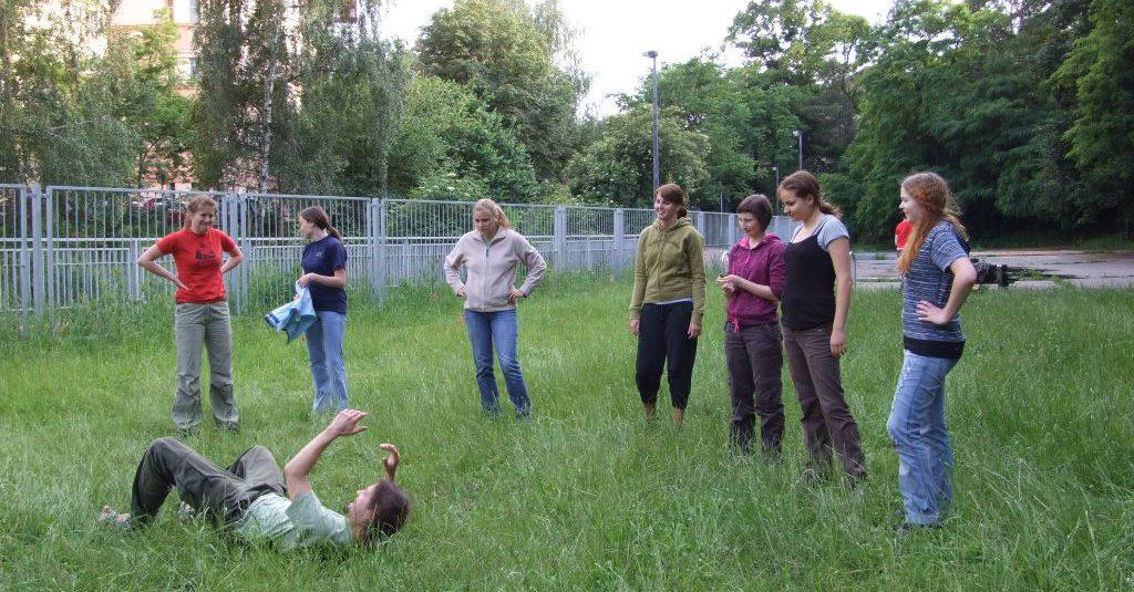 Jarní ženská sebeobrana 2010
