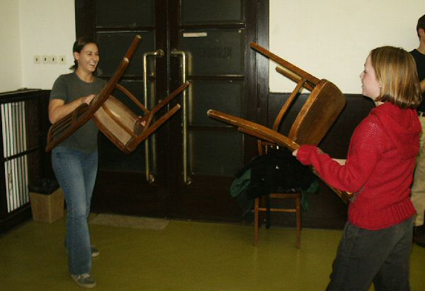 Ženská sebeobrana 2004