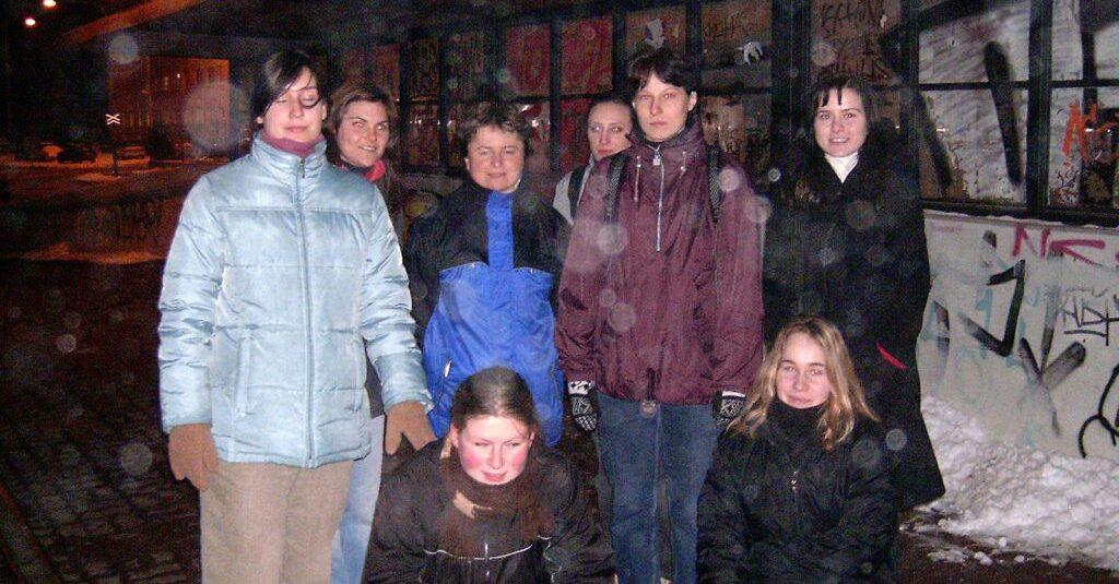Ženská sebeobrana 2005
