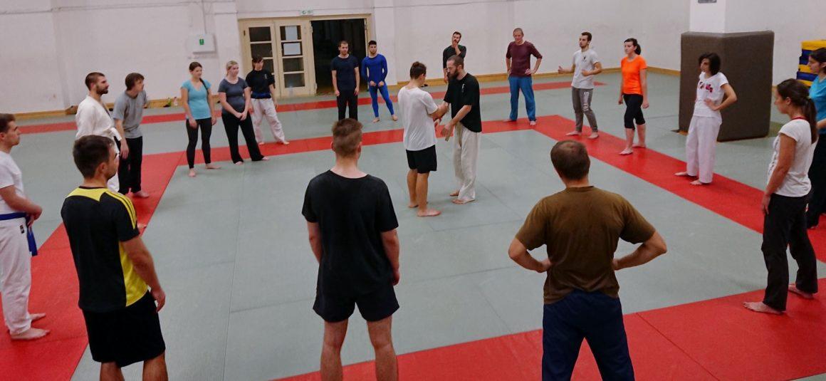 Kurz Ju Jitsu 2019 začal!