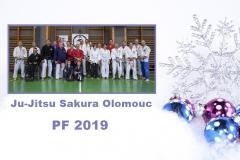 PF 2019  JU-JITSU SAKURA OLOMOUC