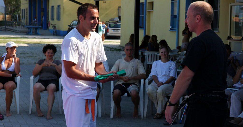 Zkoušky v Itálii 2013