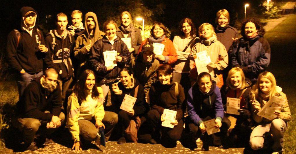 Ženská sebeobrana říjen 2010
