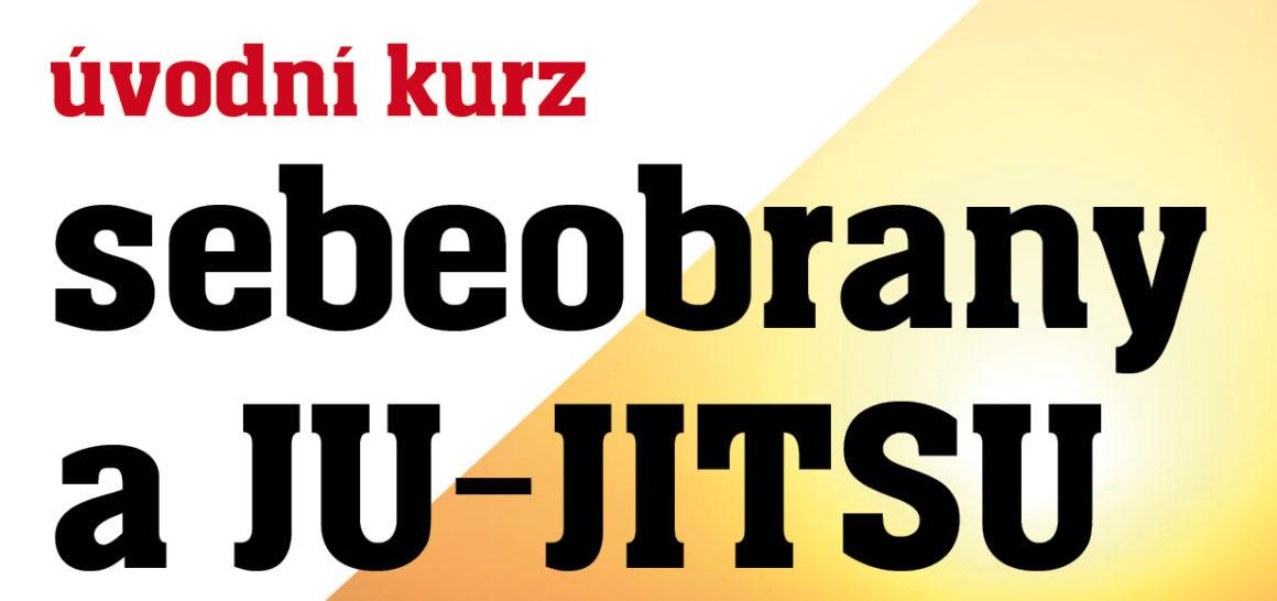 Otevíráme nový kurz Ju Jitsu 2020!