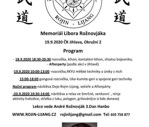 Memoriál Libora Rožnovjáka