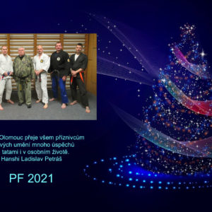 PF 2021 z Olomouce
